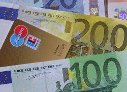 Bankkarten sind die am häufigsten verwendeten Zahlungskarten in Deutschland