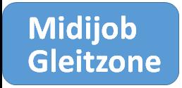 Midijob - die Gleitzone liegt seit dem 1. Januar 2019 bei 450,01 bis 1.300,00 euro Verdienst