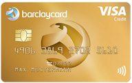 Barclaycard Gold VISA -
