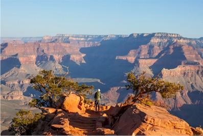 Grand Canyon Reise, auch hier wird die Barclaycard VISA in Einrichtungen akzeptiert