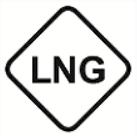 LNG ist die Kraftstoffkennzeichnung für verflüssigtes Erdgas
