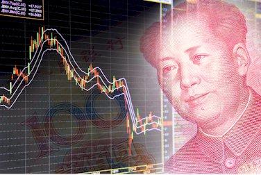 Die Geschichte der Chinesischen: Währung Yuan -Renminbi