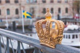 Die Schwedische Krone